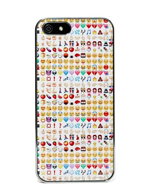 coque émoji iphone 5
