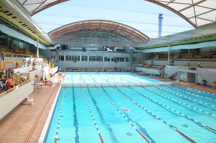 Piscines o nager l 39 t paris for Piscine de levallois horaires