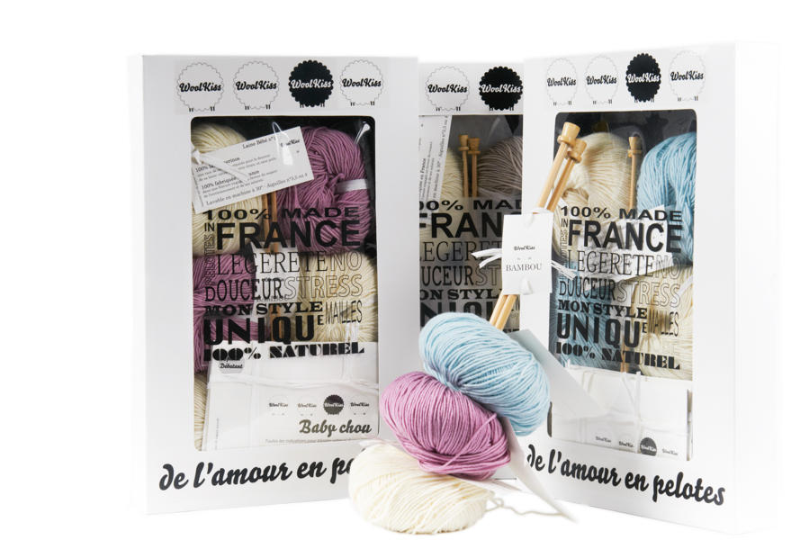 kit tricot simple