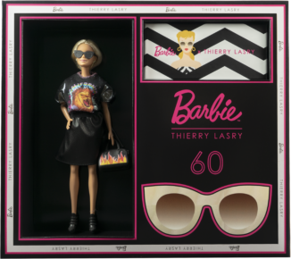 PACKAGING BARBIE 1