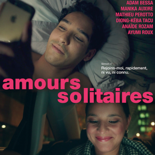 AFFICHE AMOURS SOLITAIRES1