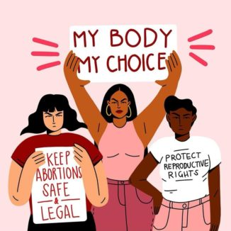 My Body My Choice – Giselle Matz