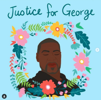 Justive-for-George-plus-beaux-hommages