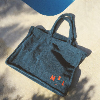 Tote bag summer of love – maison sarah lavoine