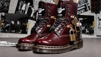 1460 Remastered de Dr Martens X Marc Jacobs