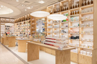 Beauty Lab aux Galeries Lafayette