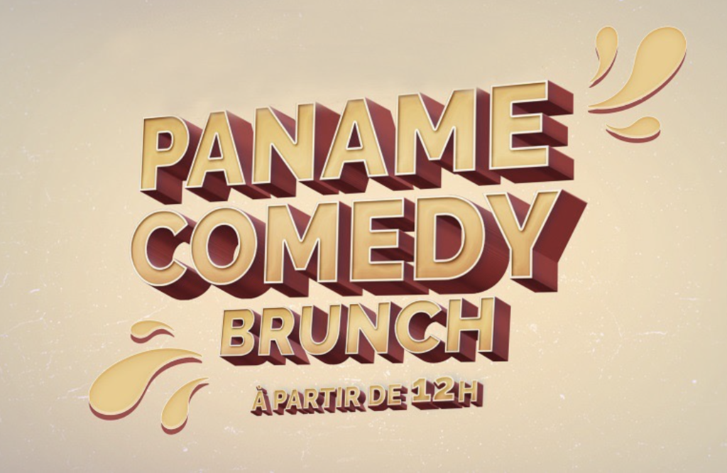 """Paname Comedy Brunch"""