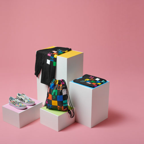 Collection VANS X Le MoMA
