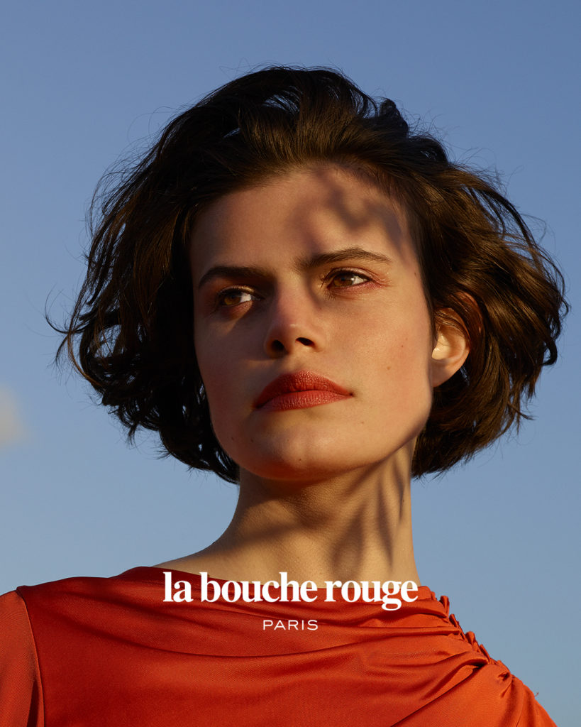 Photo de la campagne La Bouche Rouge Paris X Viviane Sassen