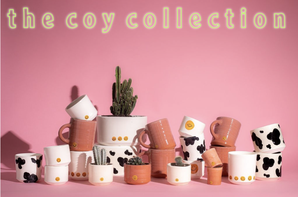 "Création ""The Coy Collection"""