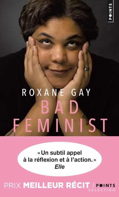 Bad Feminist - Roxane Gay - couverture