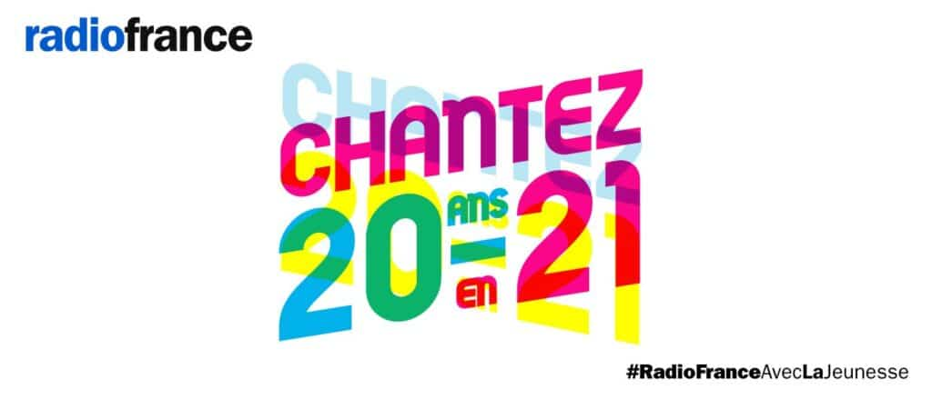 Chanter 20 ans en 21 - © Radio France