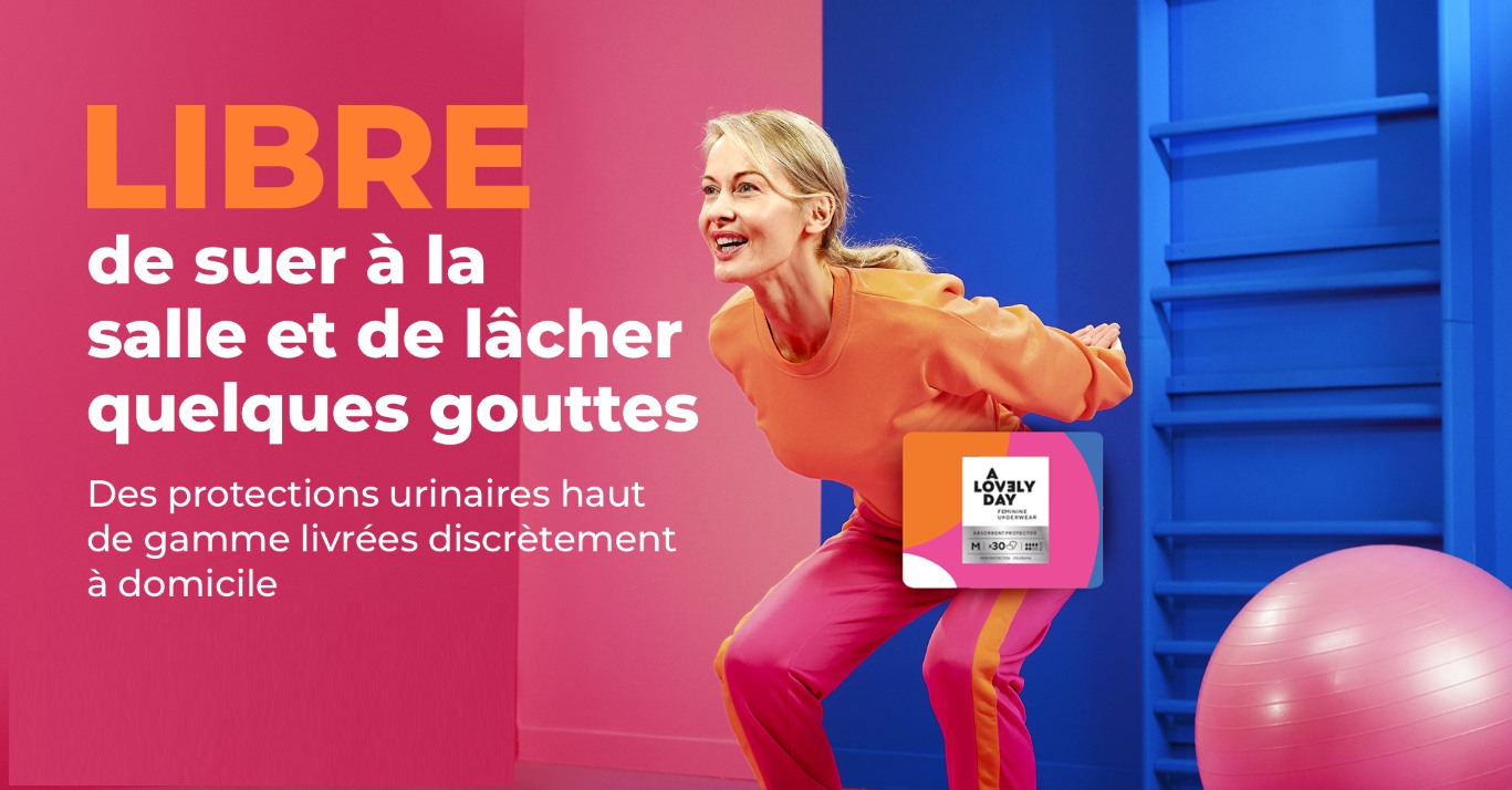 Campagne publicitaire pour A Lovely Day