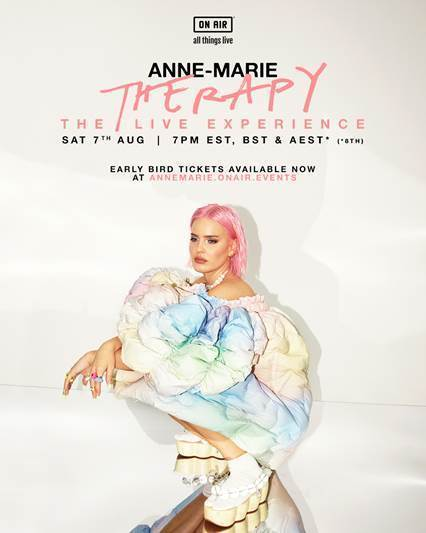 """Album """"Therapy"""" d'Anne-Marie"""
